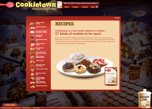how to get donations from Betty crocker | just b.CAUSE